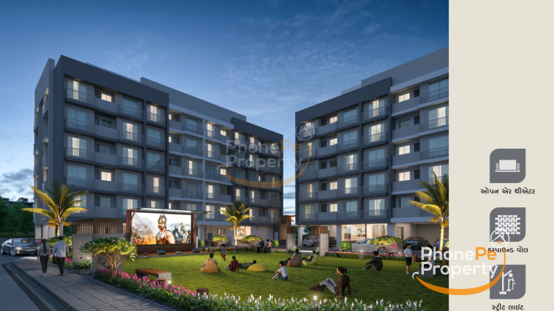 2 BHK FLAT FOR SELL IN DINDOLI.