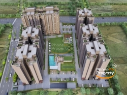 4BHK Flat in Ahmedabad Goyal Orchid Legacy