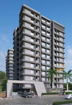 3bhk flats   in Adajan