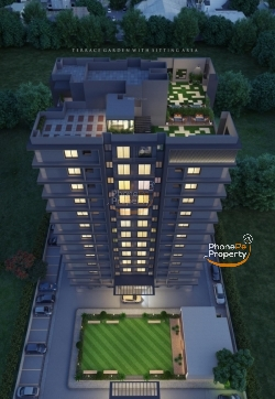 3bhk flats for sell  in Adajan