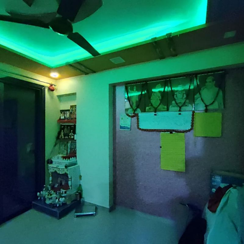 sell the 2 bhk flat in titwala