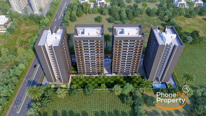 2BHK LUXURIOUS FLATS FOR SELL IN VESU