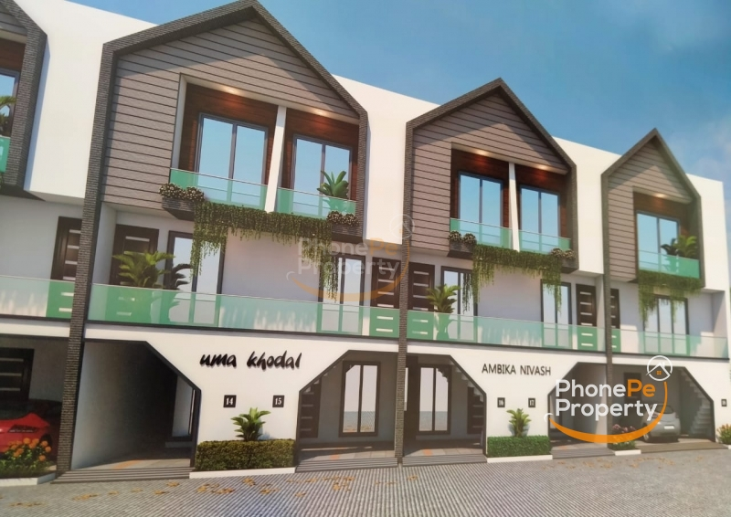 3BHK ROW HOUSE FOR SELL IN NEW DINDOLI