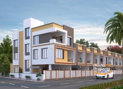 2 bhk rowhouse in new dindoli
