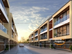 4 bhk row house for sell in dindoli