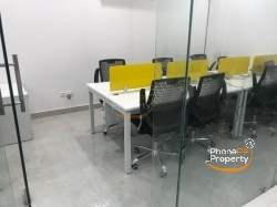 Fully furnished office for rent in gomti Nagar