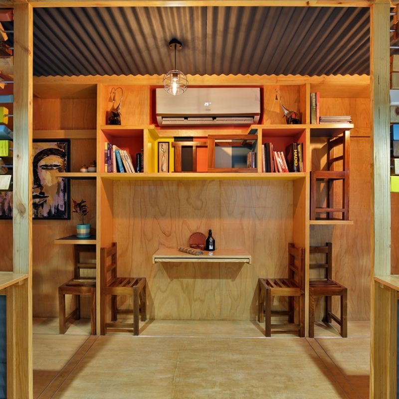commercial fully furnish office